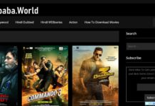 moviesbaba site