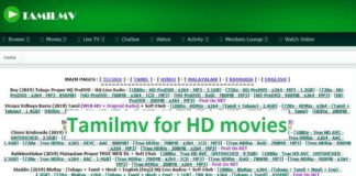 Tamilmv for movies