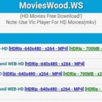 movies wood site
