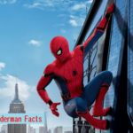 Spiderman facts