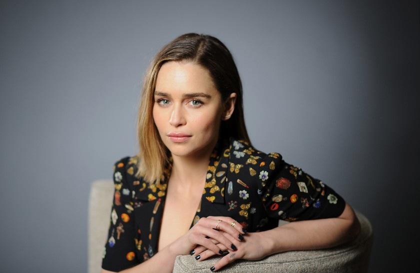 Emilia clarke facts