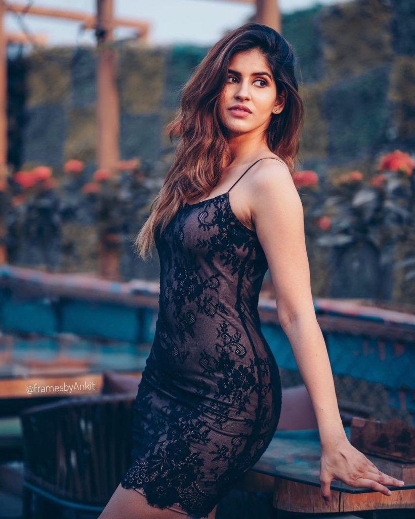 Sakshi malik model career