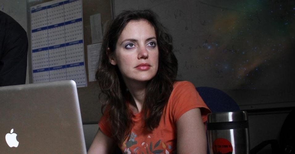 Amy mainzer career
