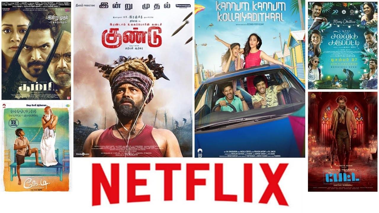 tamil movies in netflix