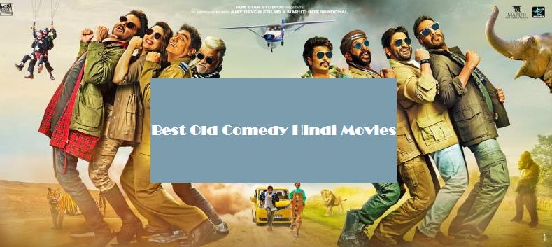 old comedy hindi movies