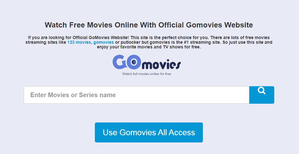 Gomovies HD movies