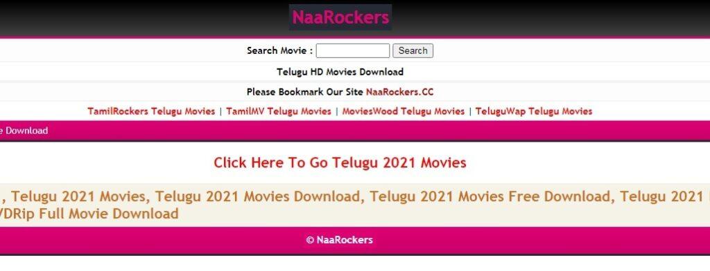 Naarockers Telugu movies